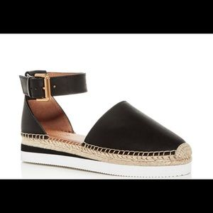 See By Chloe Women's Ankle astral Espadrilles